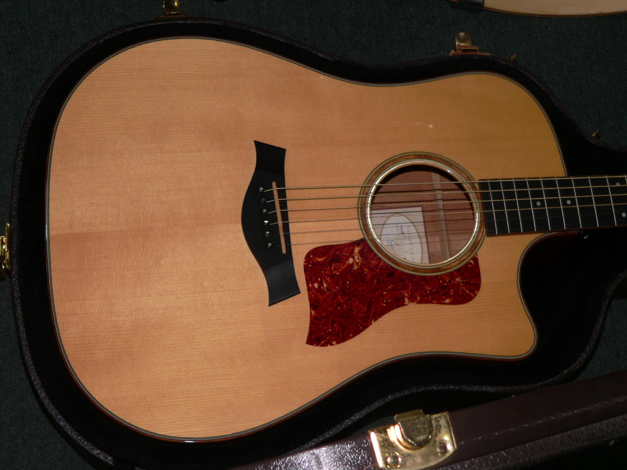 Taylor Guitars For Sale >> Taylor Guitars 510ce 2004 Natural Guitar For Sale