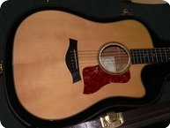 Taylor Guitars 510ce 2004 Natural