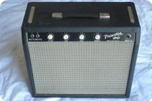 Fender Princeton Amp Blackface 1964 Black