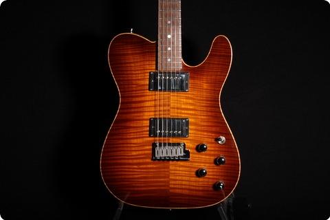 fender custom shop set neck telecaster 1995 guitar for sale. Black Bedroom Furniture Sets. Home Design Ideas