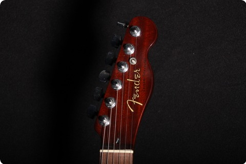 Fender Custom Shop Set Neck Telecaster 1995