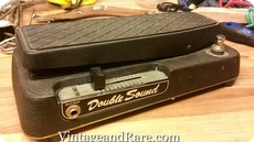Ibanez Fuzz Wah Double Sound 1976 Black