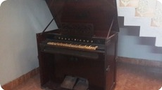 The Calcutta Musical Establishment Organ 1814 Brown