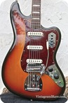 Fender VI Bass 1970 Sunburst