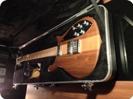 Rickenbacker 650D Wood 2 Colors