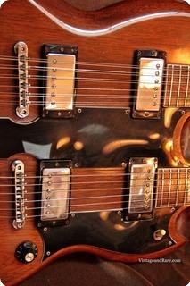 Gibson Eds 1275 1978 Walnut