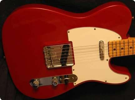 Fender Telecaster 1969 Dakota Red Guitar For Sale Gitarren