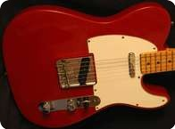 Fender Telecaster 1969 Dakota Red