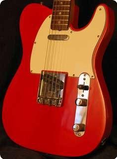 Fender Telecaster (refin) 1966