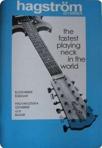 Hagstrom Reference Book  1994