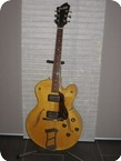 Hagstrom Jimmy 1969 Natural Birch