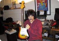 Fender Stratocaster JImi Hendrix Owned 1967 Sunburst