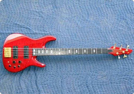 peavey stu cook 39 s tl5 5 string bass 2000 39 s bass for sale rock stars guitars. Black Bedroom Furniture Sets. Home Design Ideas