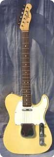 Fender Telecaster 1965 White Blond