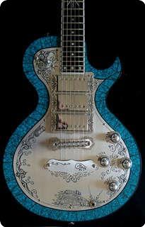 Teye Guitars La India