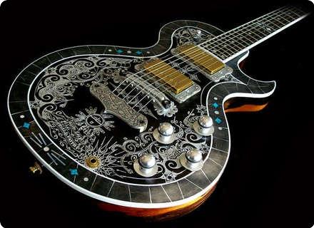Teye Guitars La Mora A