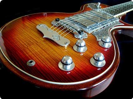 Teye Guitars La Llama A