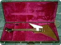 Gibson EXPLORER 1980 Natural