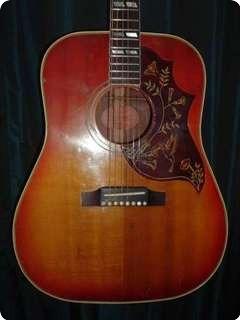 Gibson Hummingbird 1963