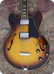 Gibson ES335 12 ES335 12 Strings 1968 Sunburst