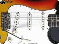 Fender Stratocaster 1965 3t Sunburst