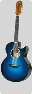 Versoul Kenny Burrell Jazz Model 12