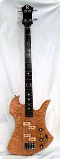B.c.rich Bc Rich Mockingbird 1982 Natural