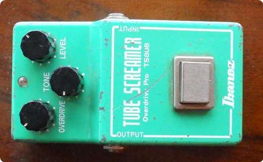 Ibanez Ts 808 1979
