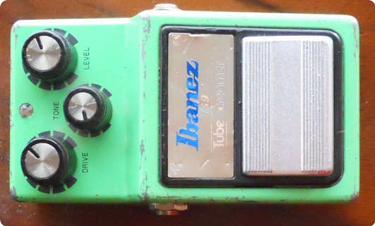 Ibanez Ts 9 1980