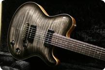 Nik Huber Guitars Dolphin II P90 2011 Charcoal Burst