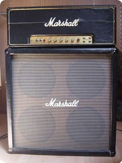 Marshall Model 1959 Super Lead Jmp 100 W  1973 Black