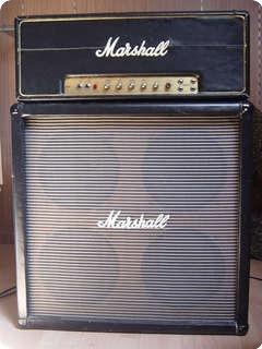Marshall Model 1959 Super Lead Jmp 100 W  1973 Black