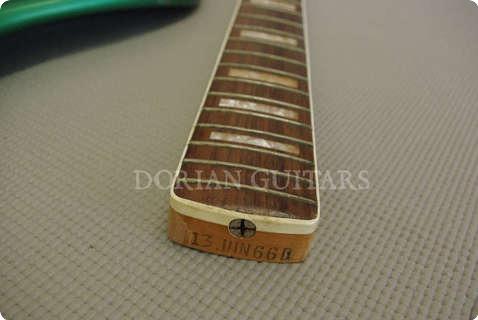 Fender Jazzmaster 1966 Sherwood Green