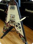 Gibson Flying V Hendrix Psychedelic 2006 Jimmy Hendrix