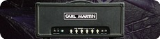 Carl Martin Custom Shop 50 Head