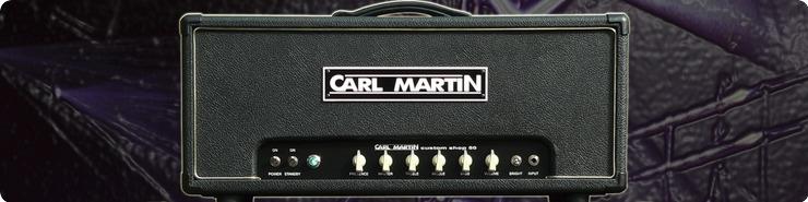Carl Martin Custom Shop 50 Head