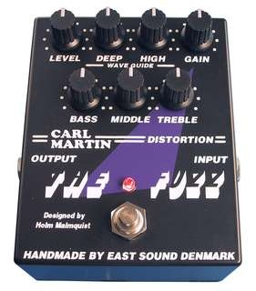 Carl Martin The Fuzz