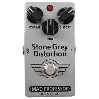 Mad Professor Stone Grey Distortion Grey