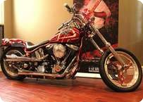 Harley Davidson Eddie Van Halen Custom 1991 Custom