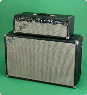 Fender Bandmaster 1966 Black