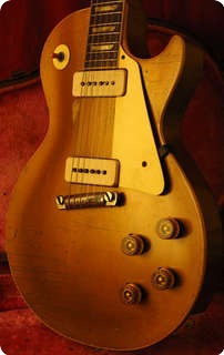 Gibson Les Paul 1954 All Gold