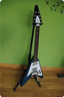 Gibson Flying V '67 Reissue (mod) Metallic Blue