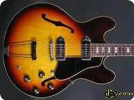 Gibson ES 330 1967 Sunburst