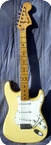 Fender Stratocaster 1972 White Creme