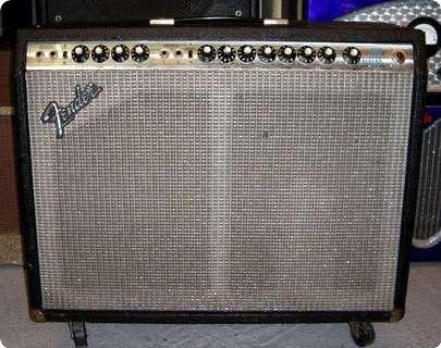 Fender Pro Reverb 1975 Silver Face