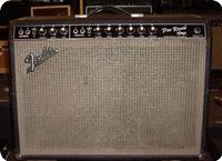 Fender PRO REVERB 1966 Black Face