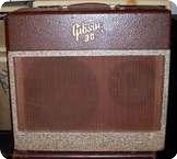 Gibson GA 30 1950 Brown Tolex