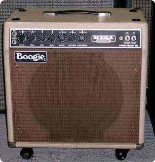 Mesa Boogie Mk Ii 1979 Blonde