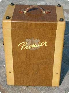 Premier 76 Guitar Combo 1950 Brown Tolex