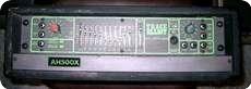 Trace Elliot AH500X 1990 Black